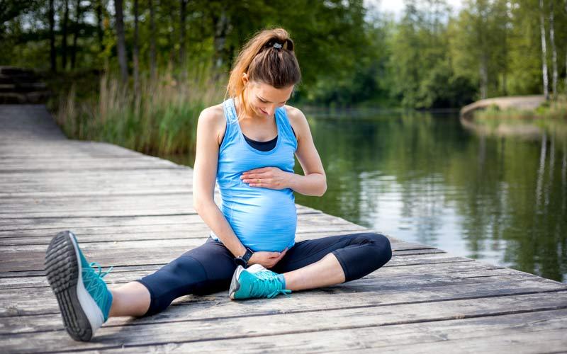 Schwangere werden häufiger von Mücken gestochen